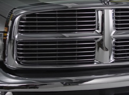 Chrome Replacement Grilles